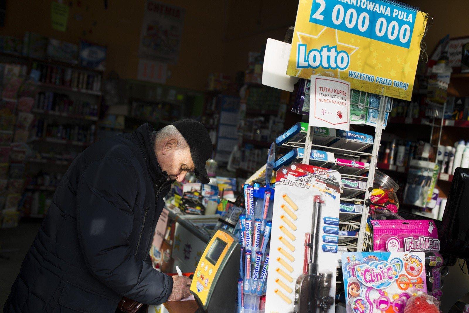 Польская лотерея mini lotto