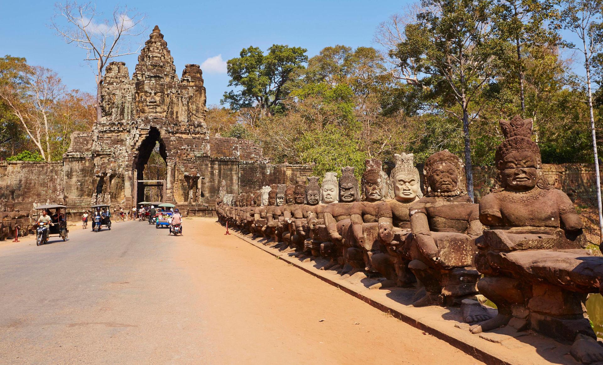 Ангкор: что нужно знать передпоездкой