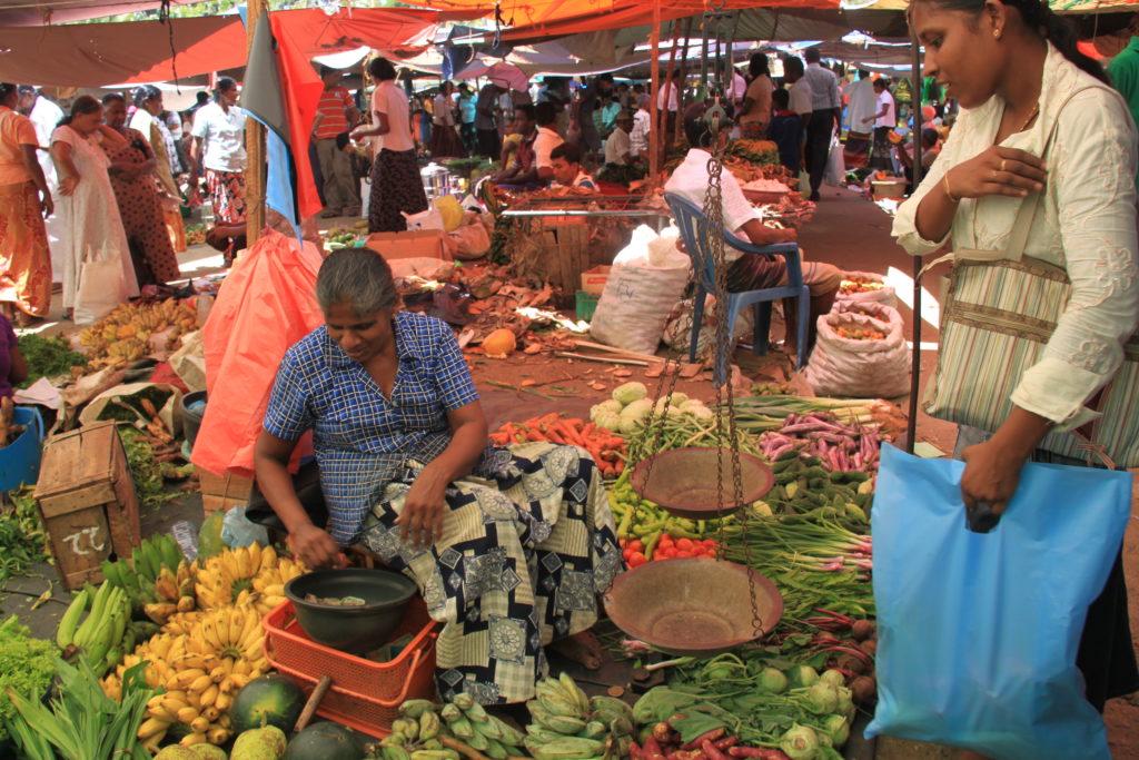 Sri Lanka - Temporada de baixo preço