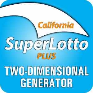 Superloto californiano com dicas grátis