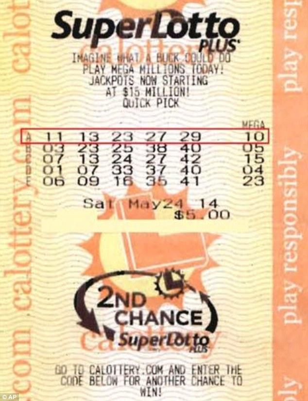 Como ganhar na loteria da Califórnia