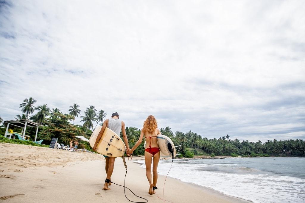 País - Sri Lanka
