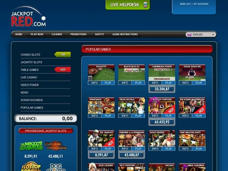 Казино джекпот онлайн играть с бонусами в слоты (обзор)