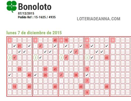 Jouer à bonoloto en ligne
