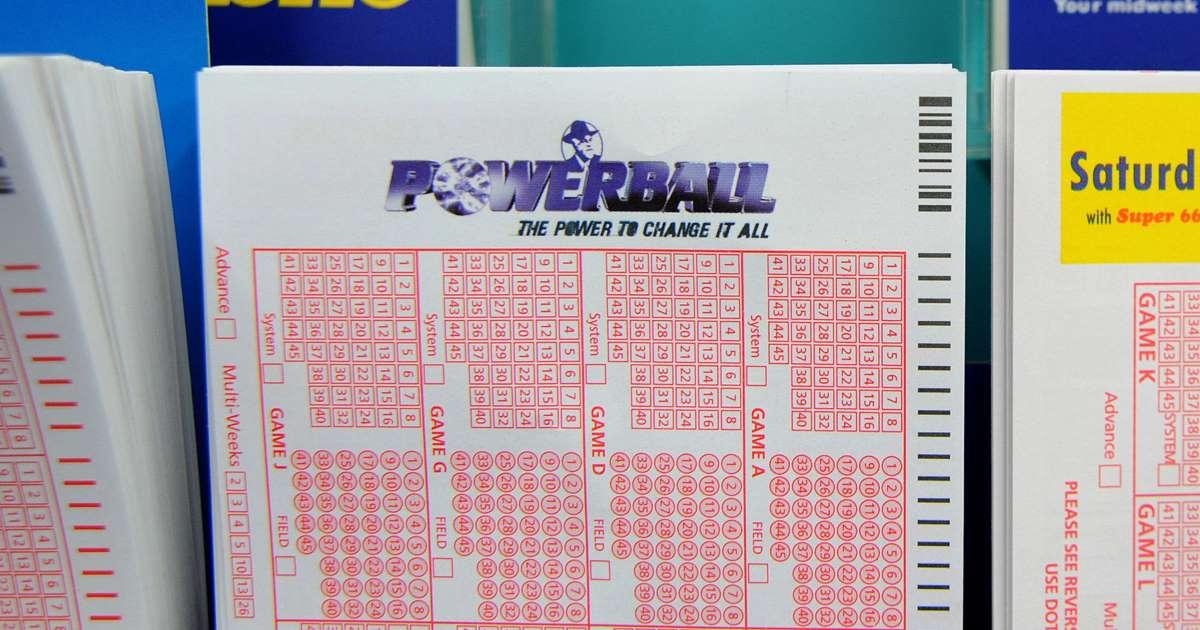 Powerball - powerball - qwe.wiki