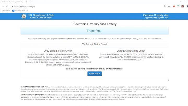Как самостоятельно подать на лотерею грин карт dv-2022. подробная инструкция. | by sergey dudin | medium