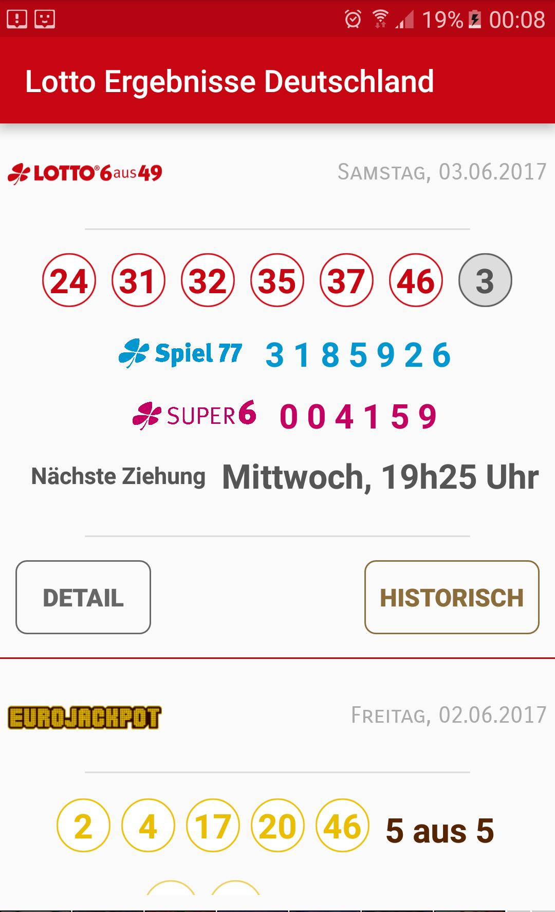 Loterias na alemanha