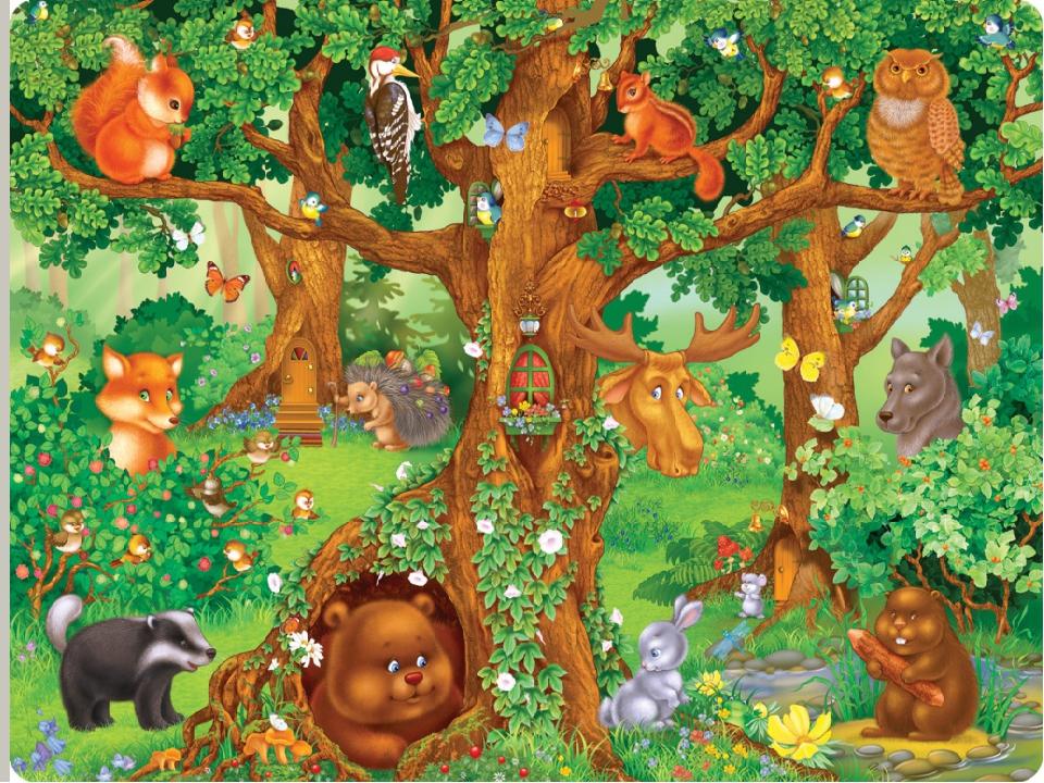 Экологическая игра-путешествие  «сто страниц про зверей и птиц» (5-6 кл.)