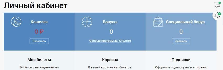Stoloto.ru личный кабинет: вход по номеру телефона, регистрация, купить билет