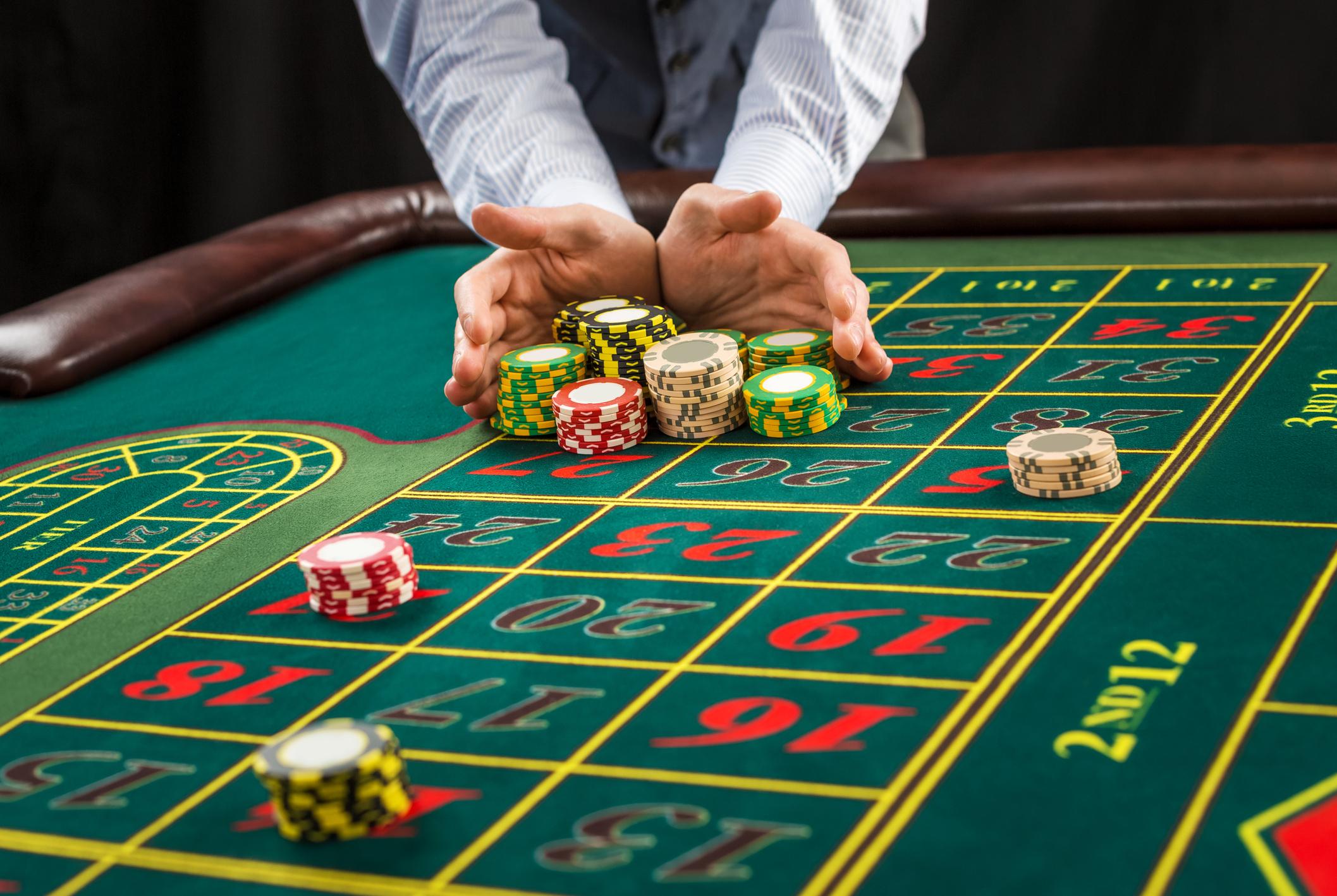Азартные онлайн-игры в азии