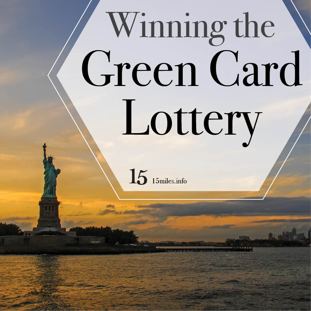 Green card lottery - check my chances to win
