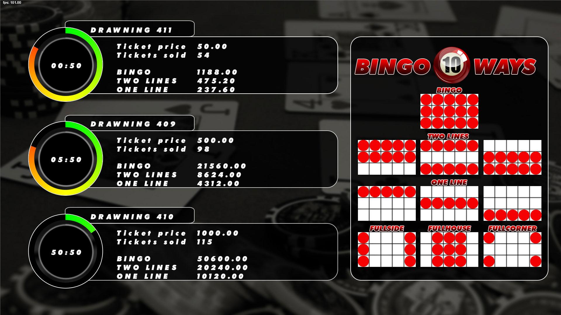 Система отслеживания чисел - стратегия бинго - бинго онлайн