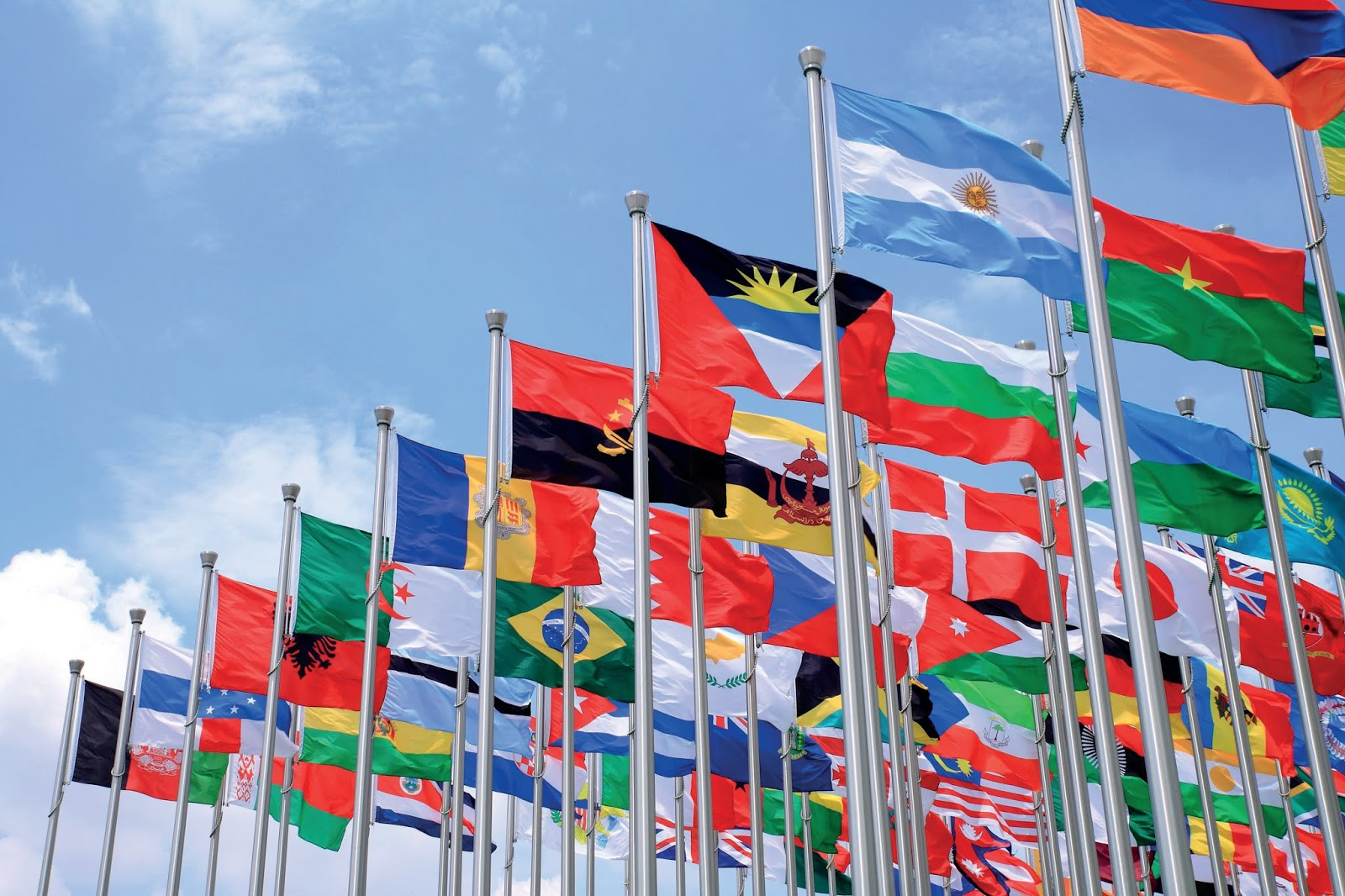 Викторина флаги – флаги стран мира