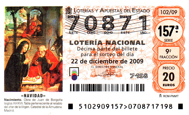 Лотерея испании la primitiva, история игры, правила, отзывы и т.д.