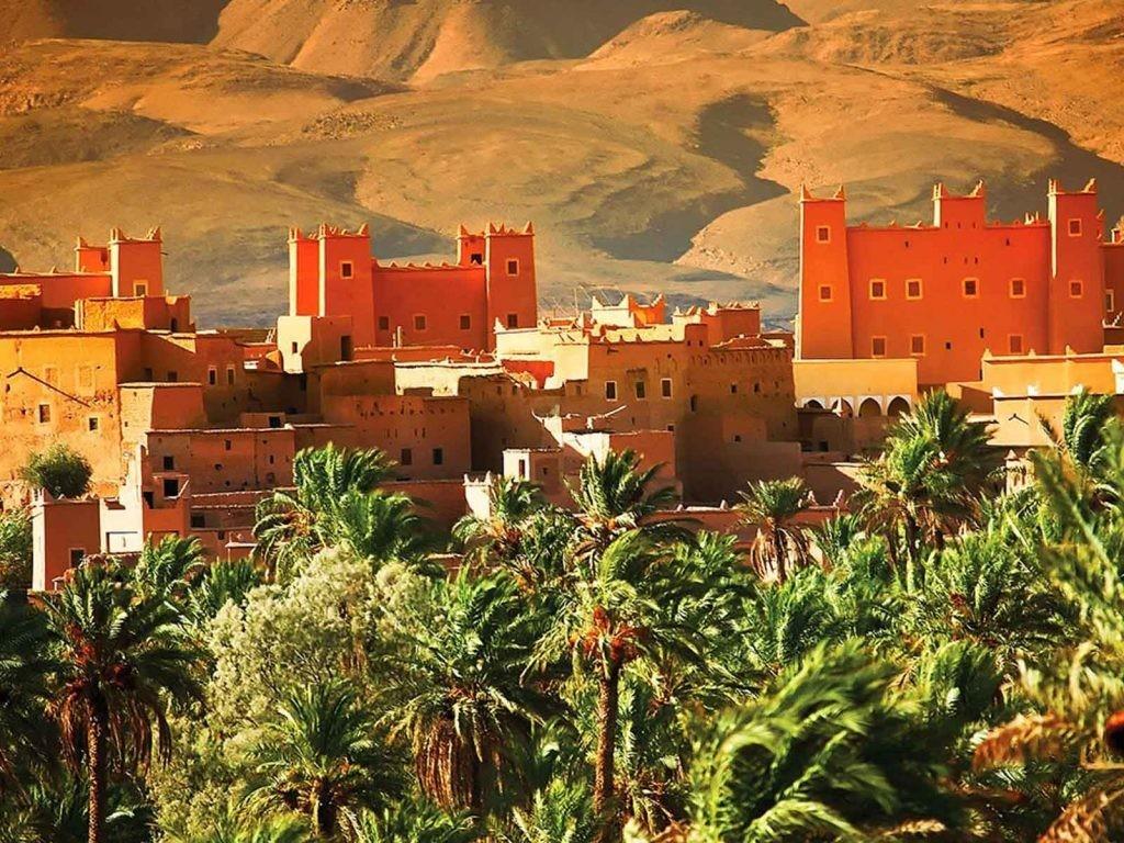 Как объехать марокко за9дней