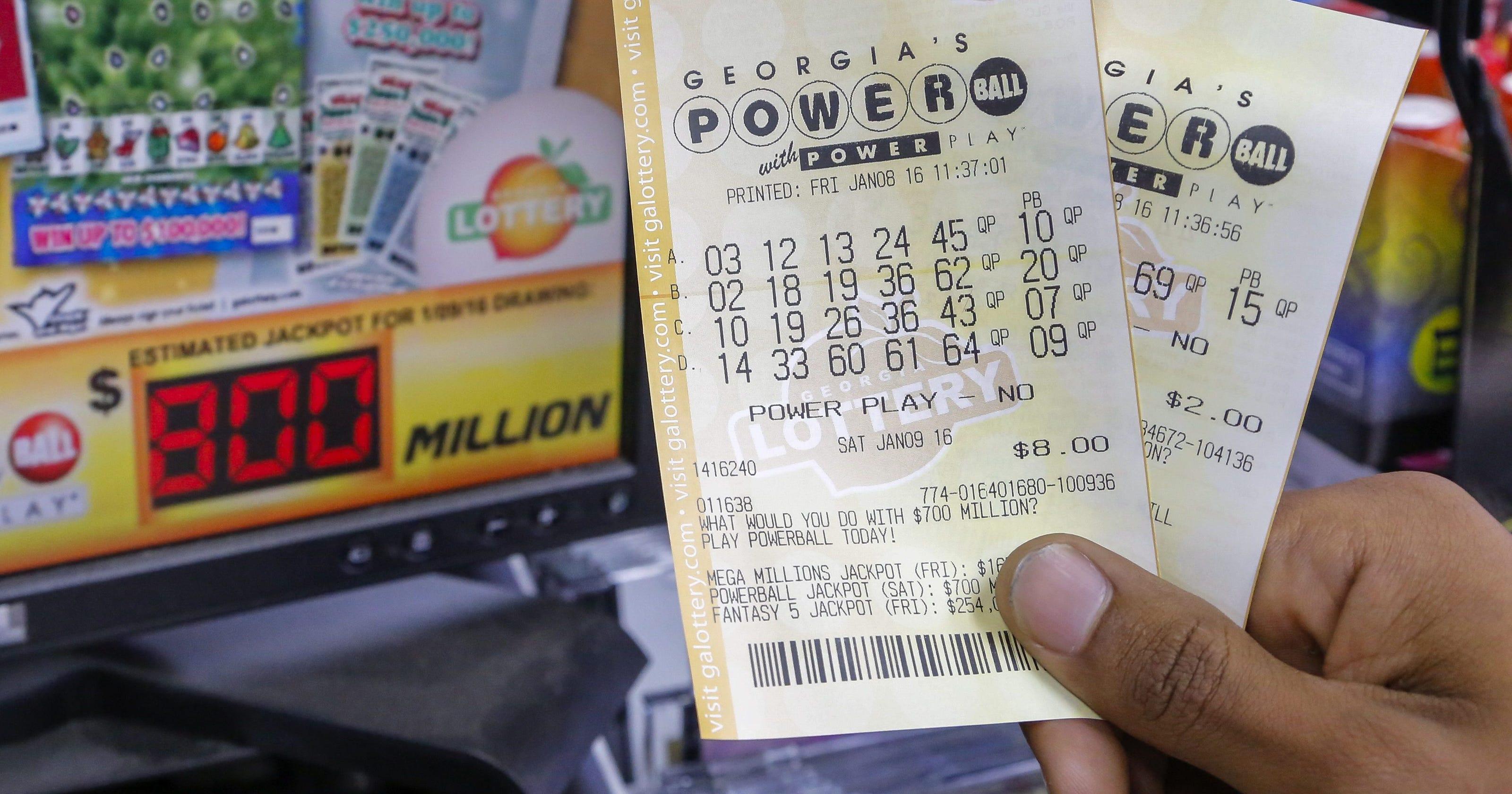 Buy online lotto - powerball - mega millions - euromillions