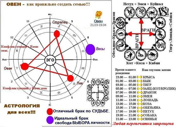 10 причин, почему овен - лучший знак зодиака