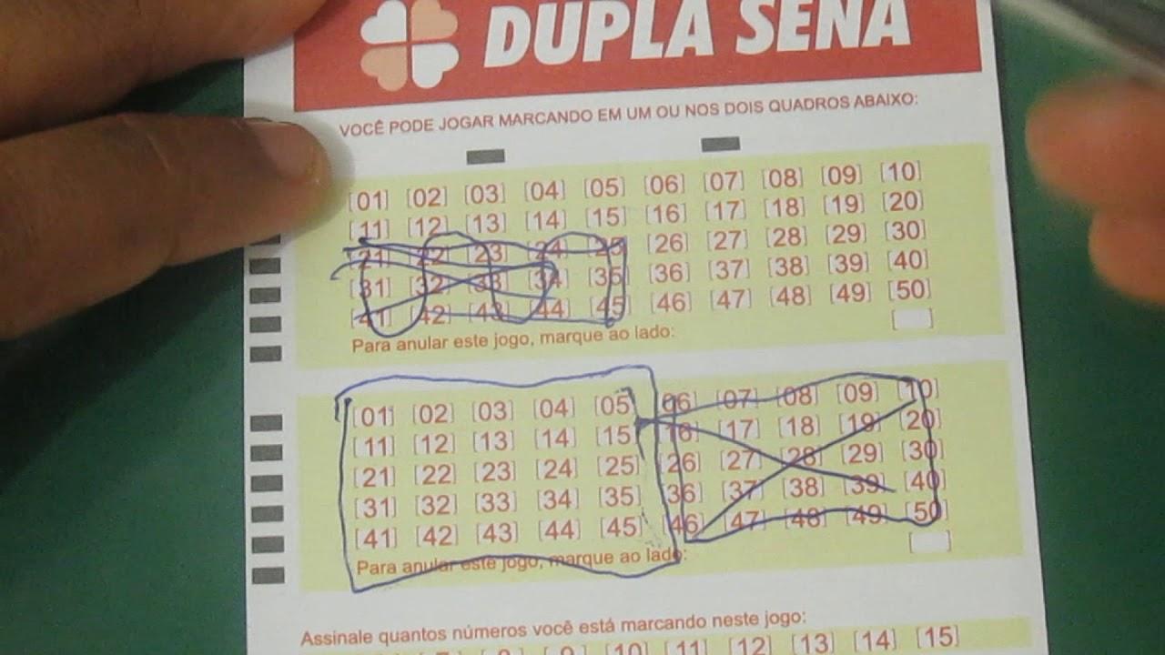 Dupla sena лучшая бразильская лотерея!   big lottos