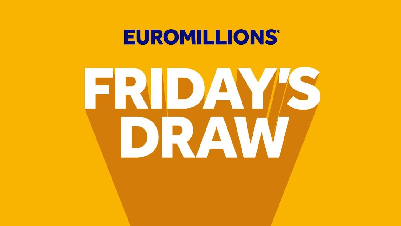 Euromillions results for 27th september 2019