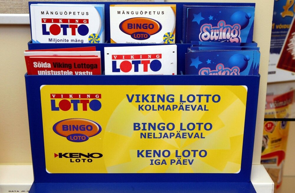 Vikinglotto: view the latest results and play online
