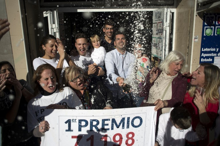 Рождественская испанская лотерея навидад – el gordo de navidad, билеты и правила, отзывы и истории   big lottos