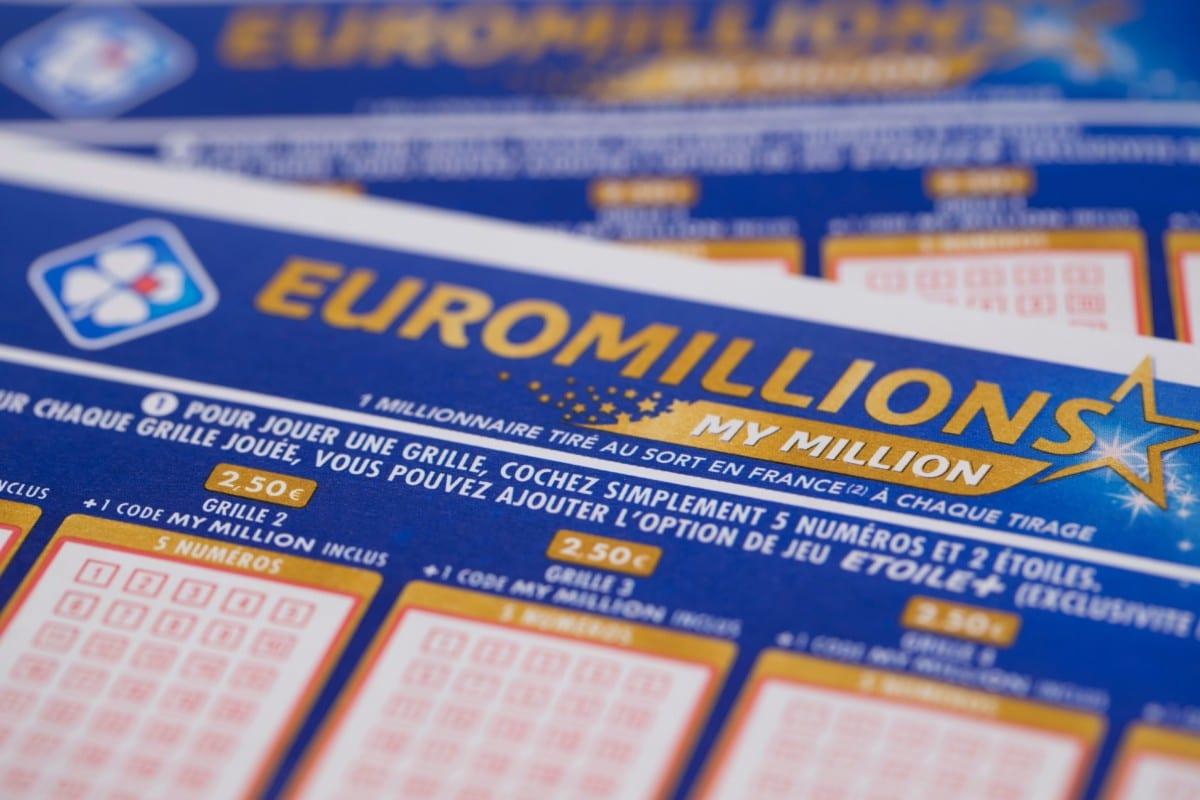 Ny lottery