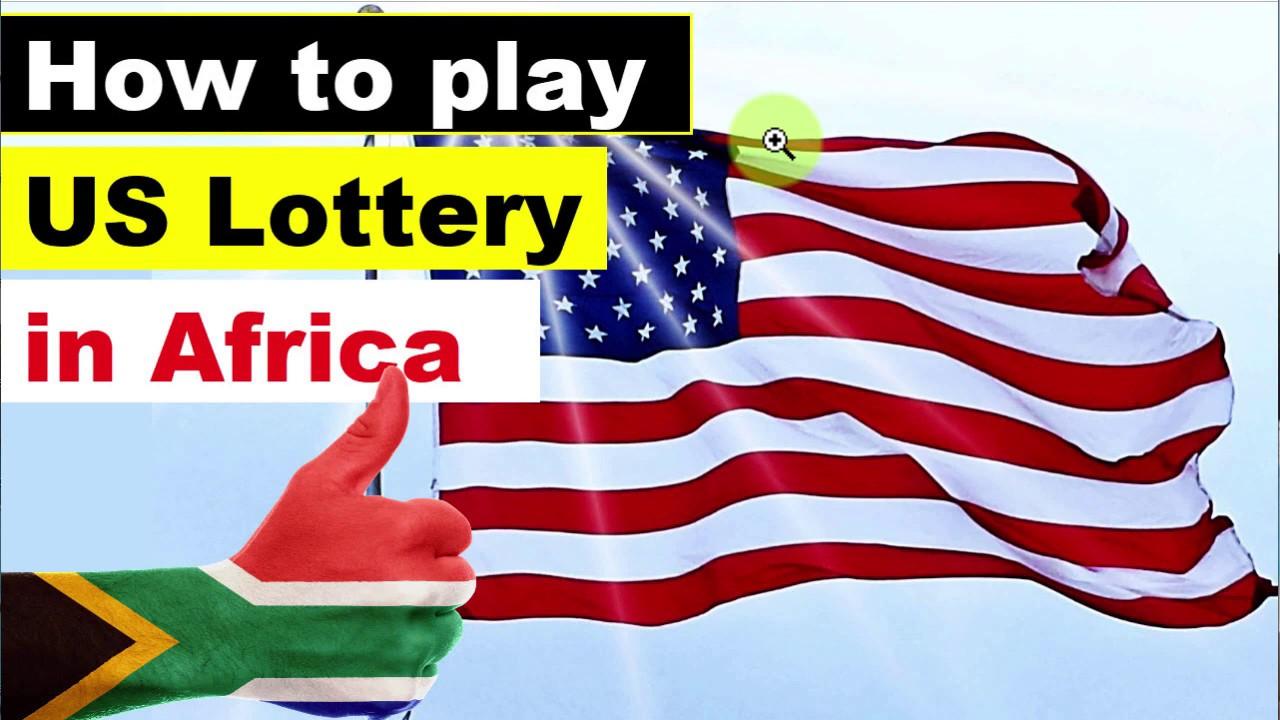 Gerador de número de loteria da áfrica do sul