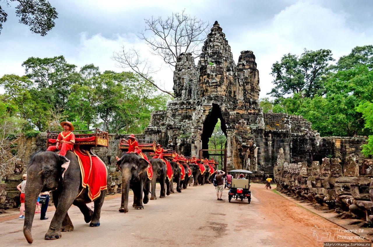 Кампот – лучший в мире город камбоджи