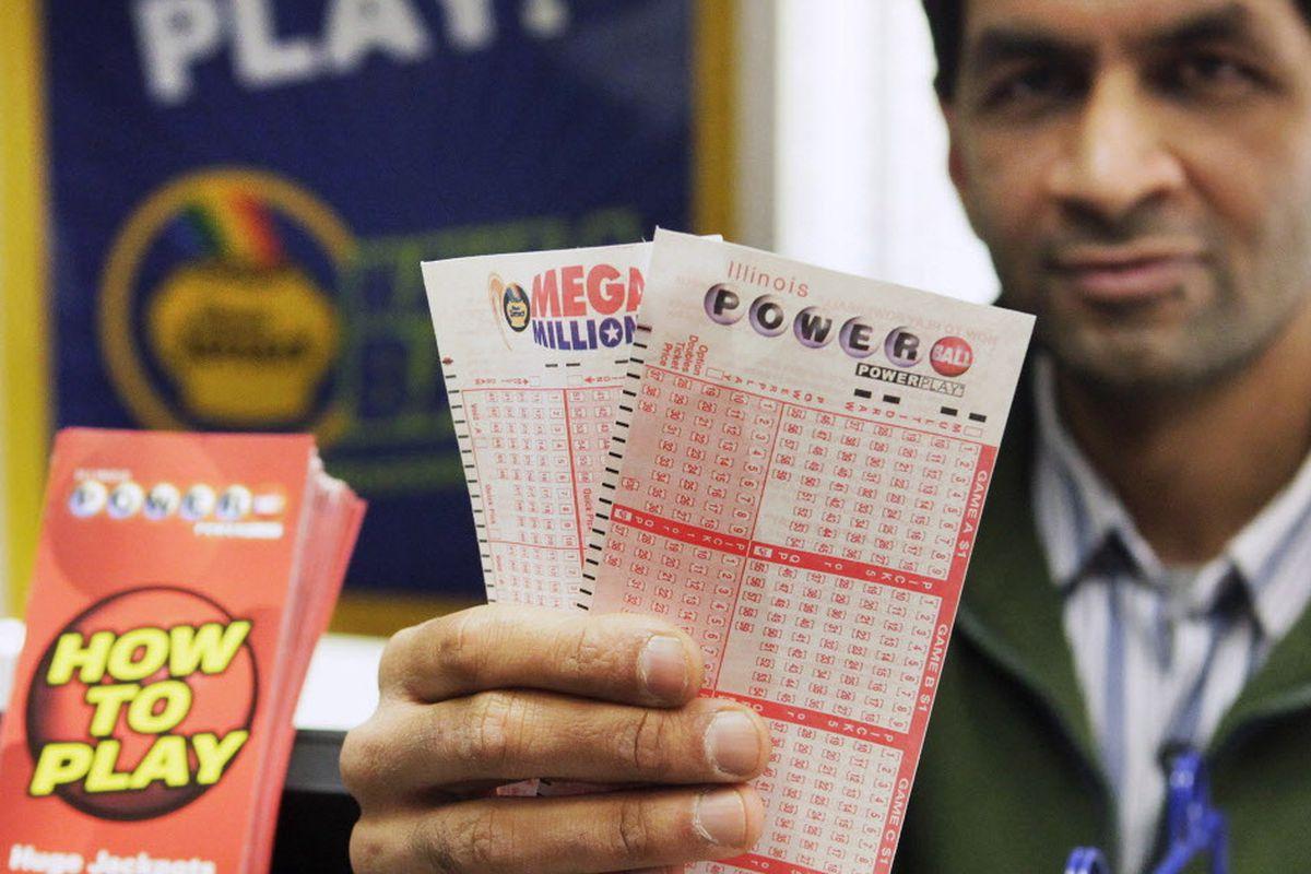 Международная лотерея online на thelotter