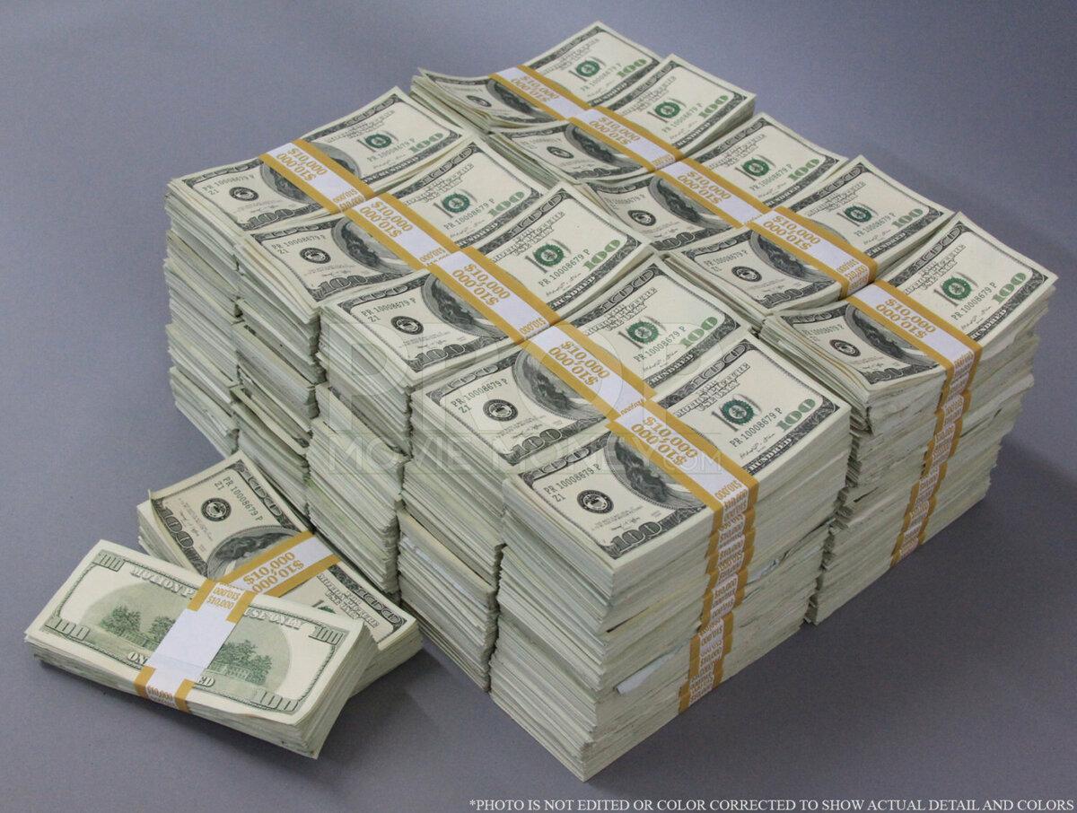 5000000 долларов в рублях