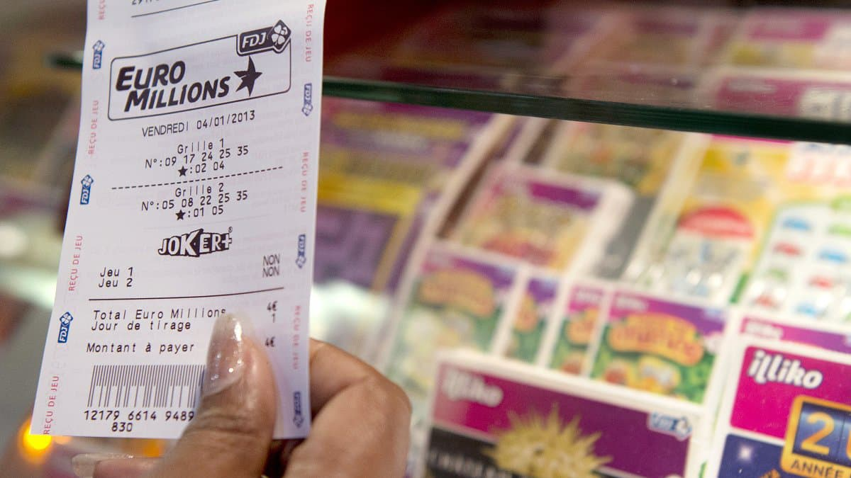 Euromillions : latest results : best winning numbers : beat lottery