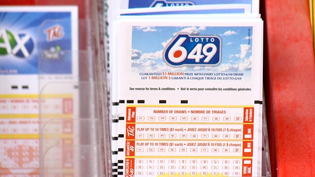 Канадская лотерея ontario 49 (6 из 49)