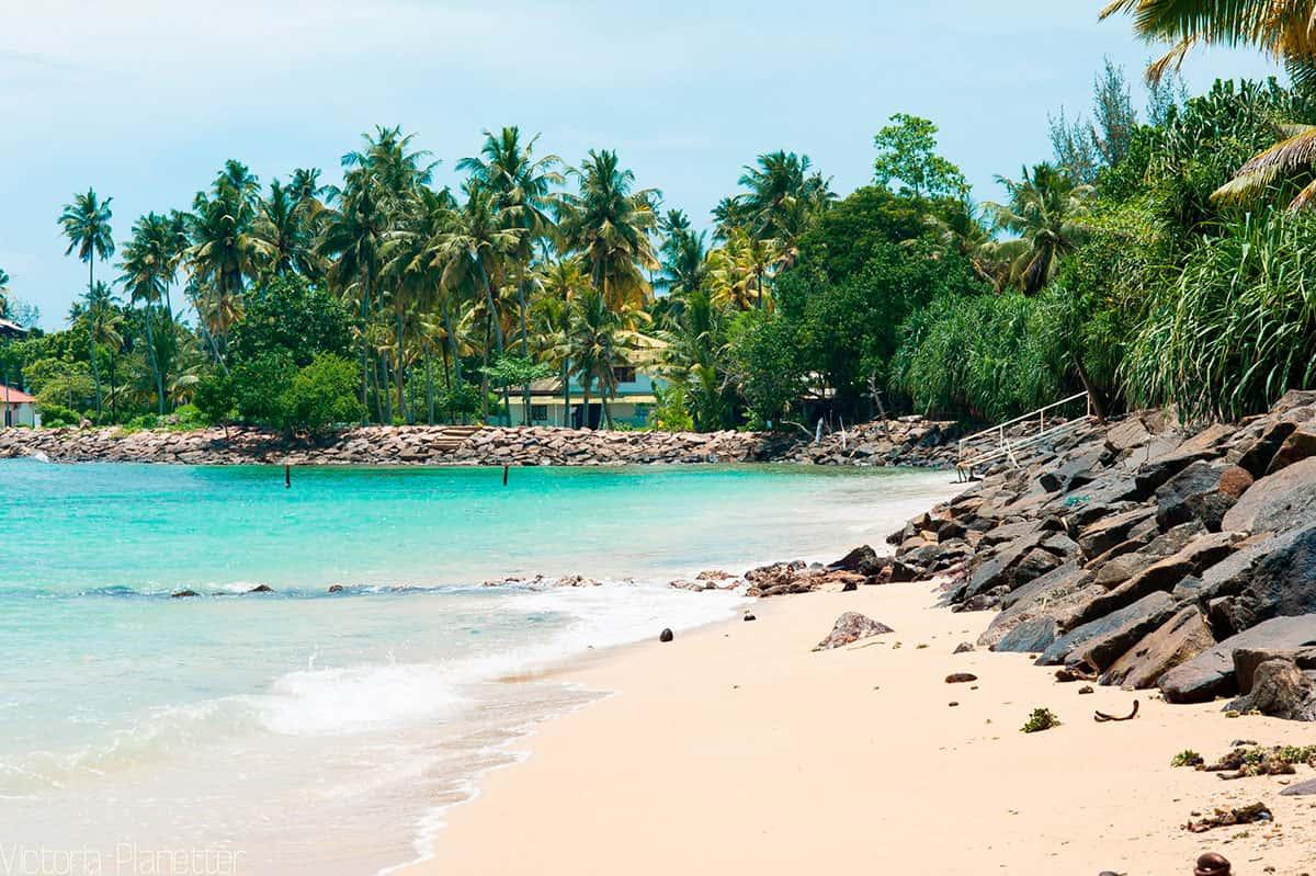 Foto e vídeo do Sri Lanka, obtenção de visto, hotéis e preços, Pequena descrição.