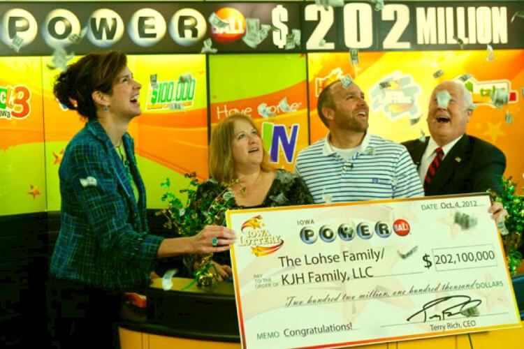 7 самых крупных выигрышей в лотерею