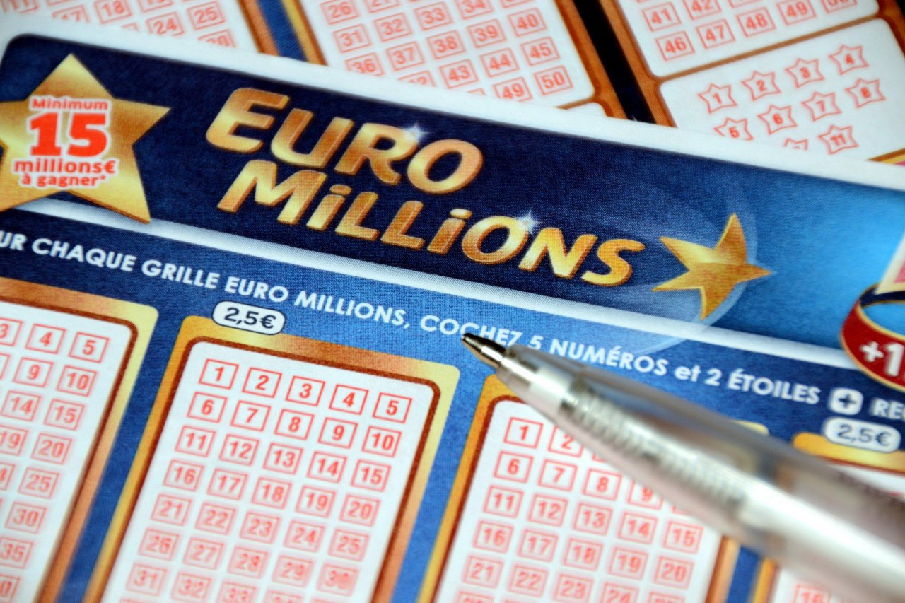Euromillions results for 12th april 2019