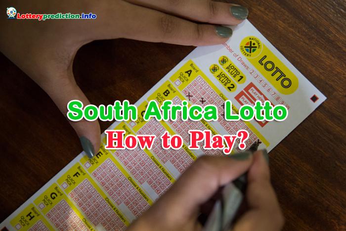 Últimos resultados da loteria - África do Sul