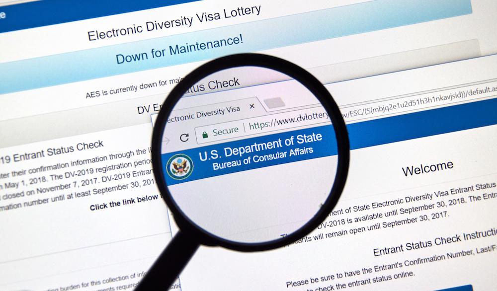 Dv-2021 lottery information, diversity visa (dv) application form, dv 2021 green card