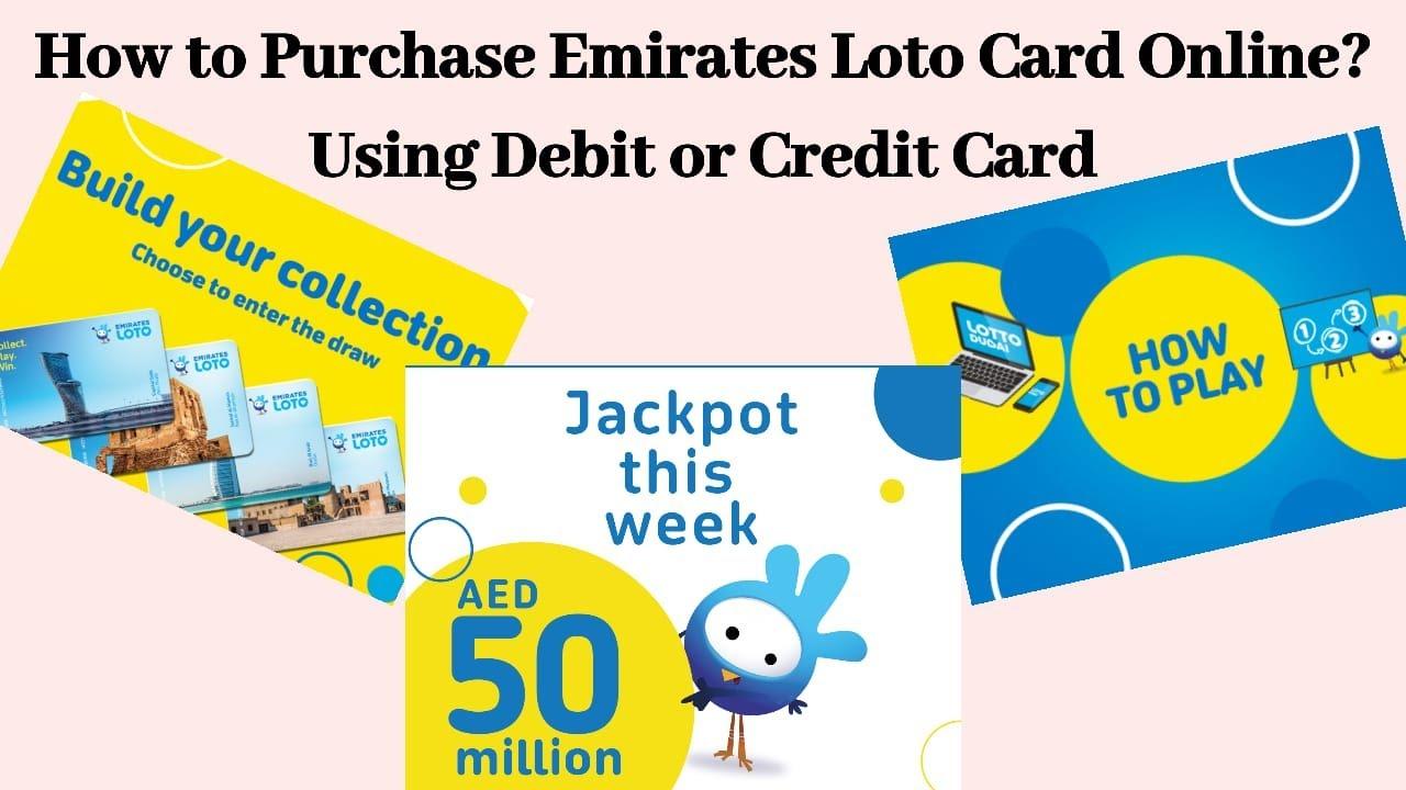 Lotto da Emirates