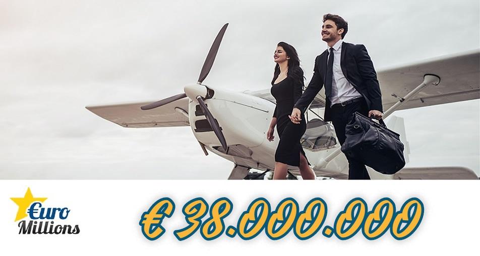 Результаты лотереи «евромиллионы» за 17 июля 2020
