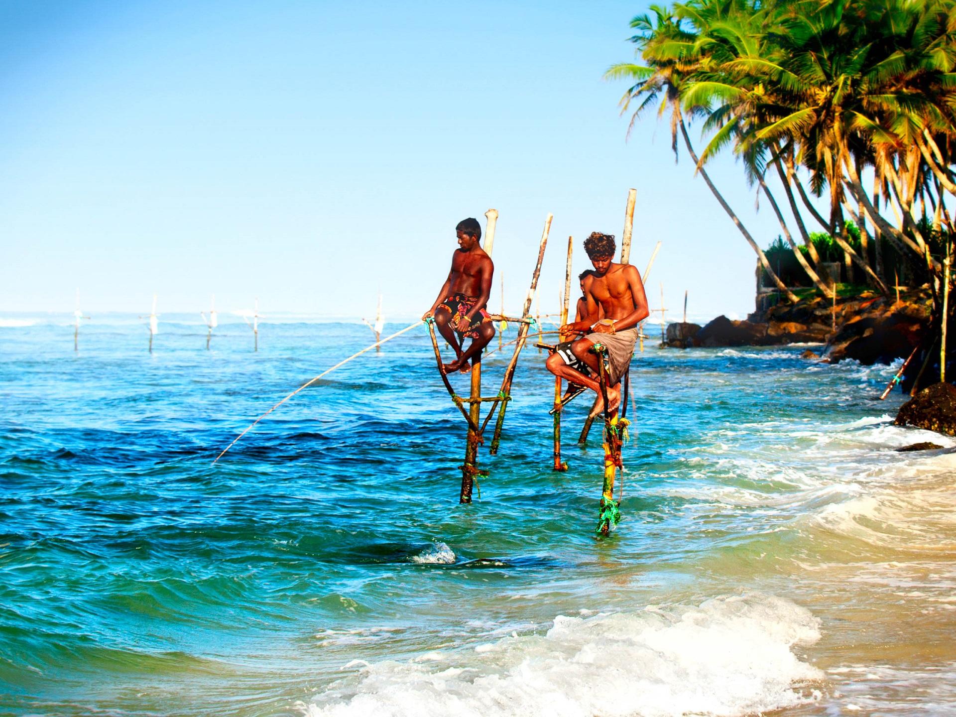Visto do Sri Lanka
