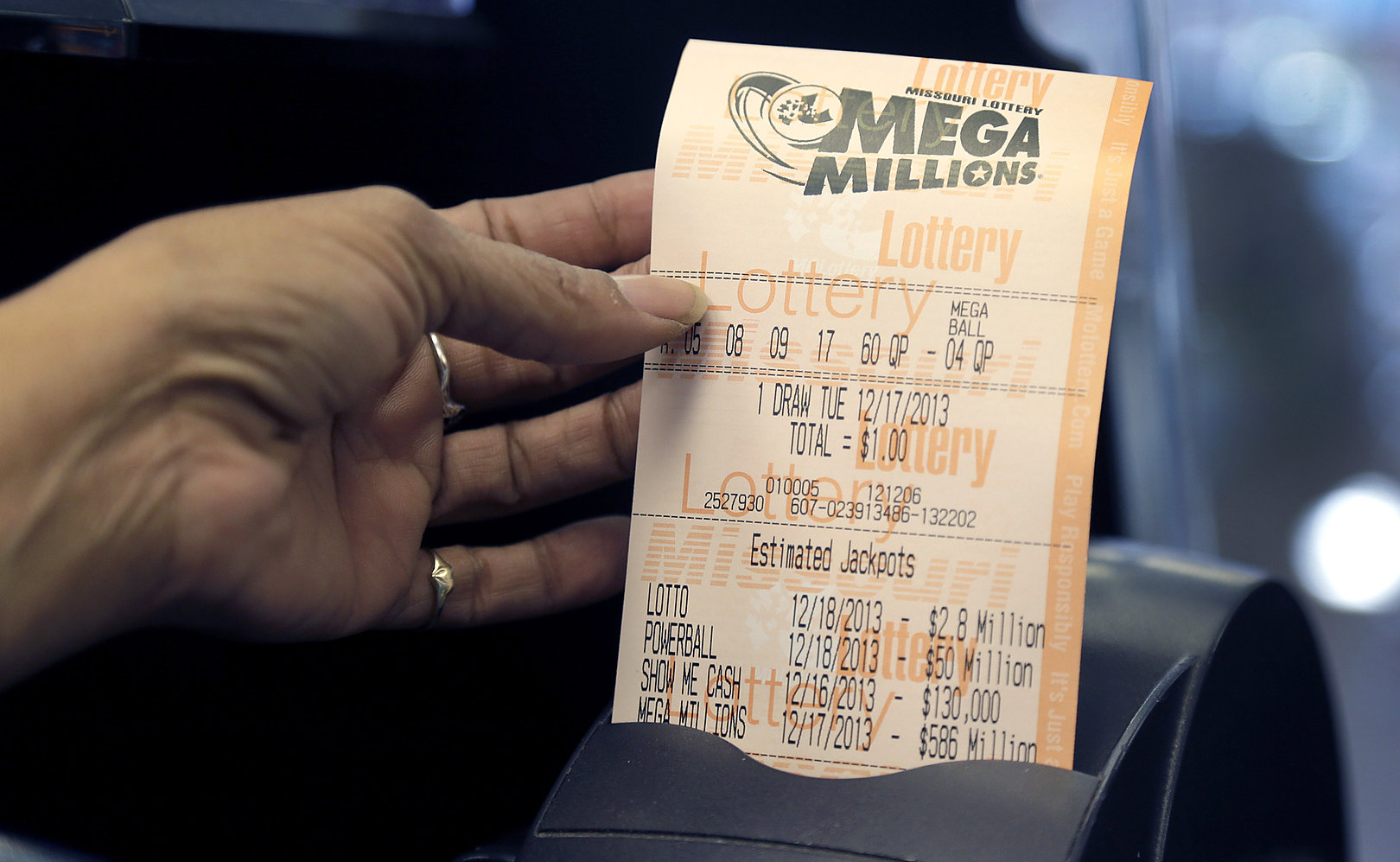 Megamillions - обзор одной из крупнейших лотерей