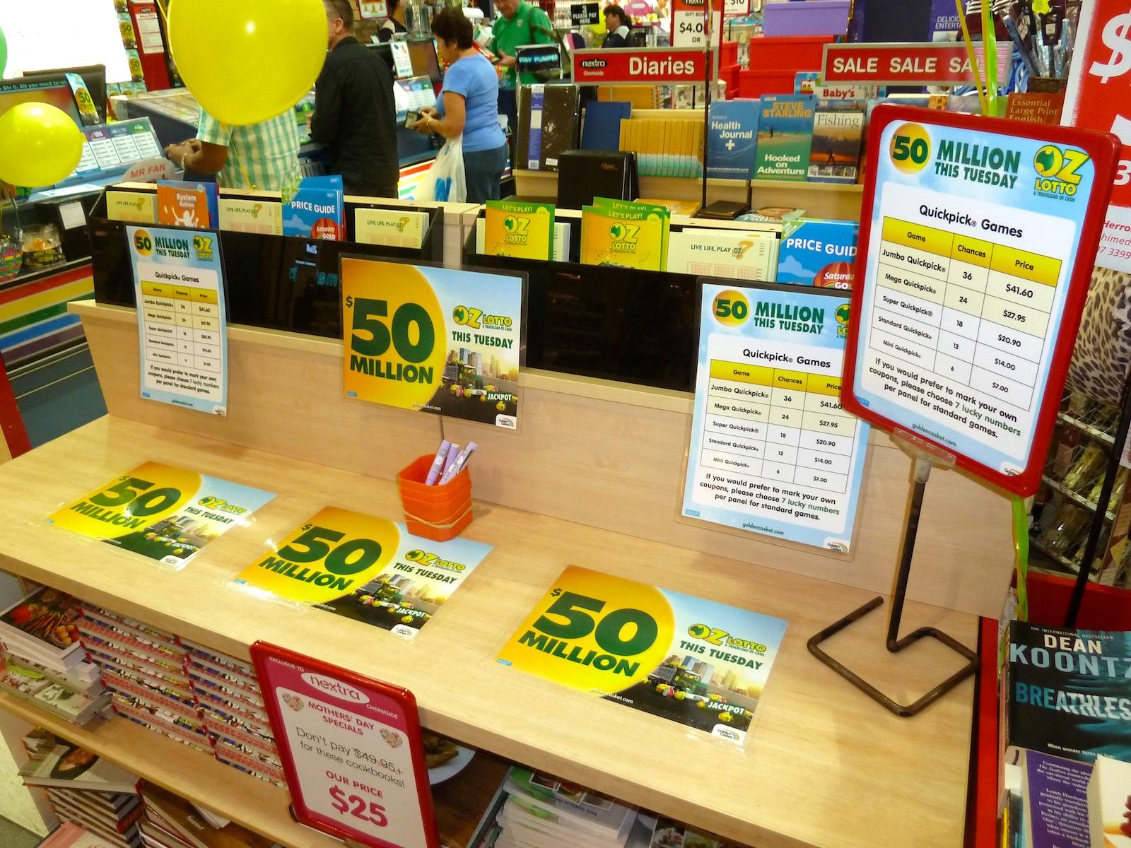 Saturday national lotto