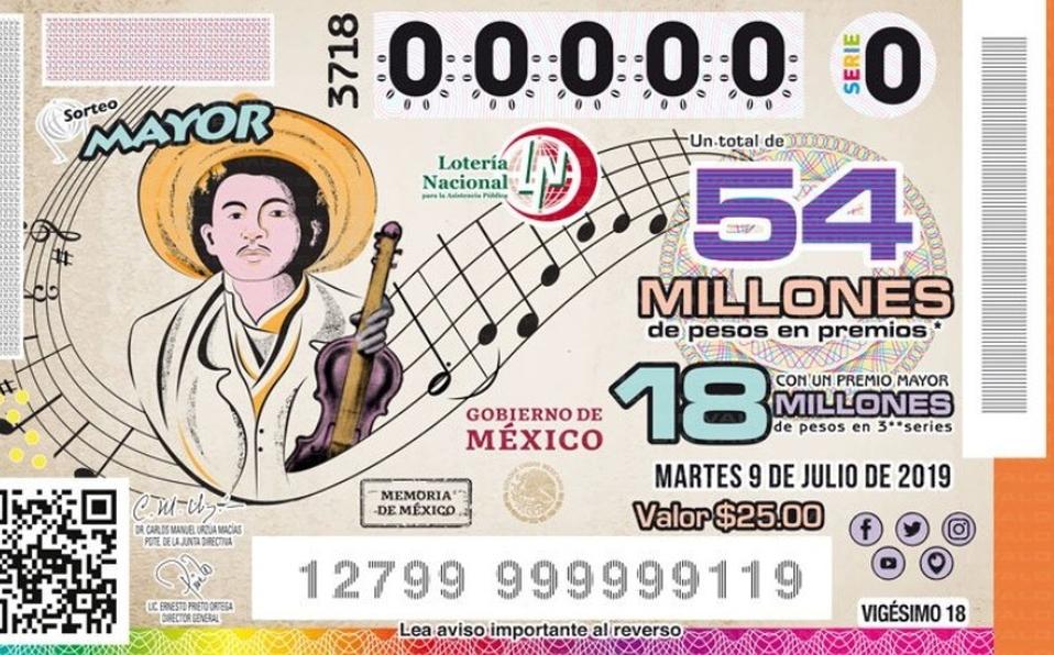 Lotería nacional | combinación ganadora