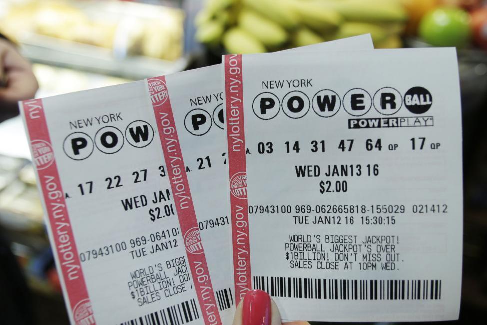 """Что такое функция """"powerplay"""" мультипликатором в powerball американской лотерее? как эта опция работает?"""