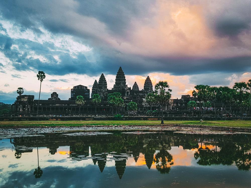 Камбоджа: подробная информация о стране с фото и видео