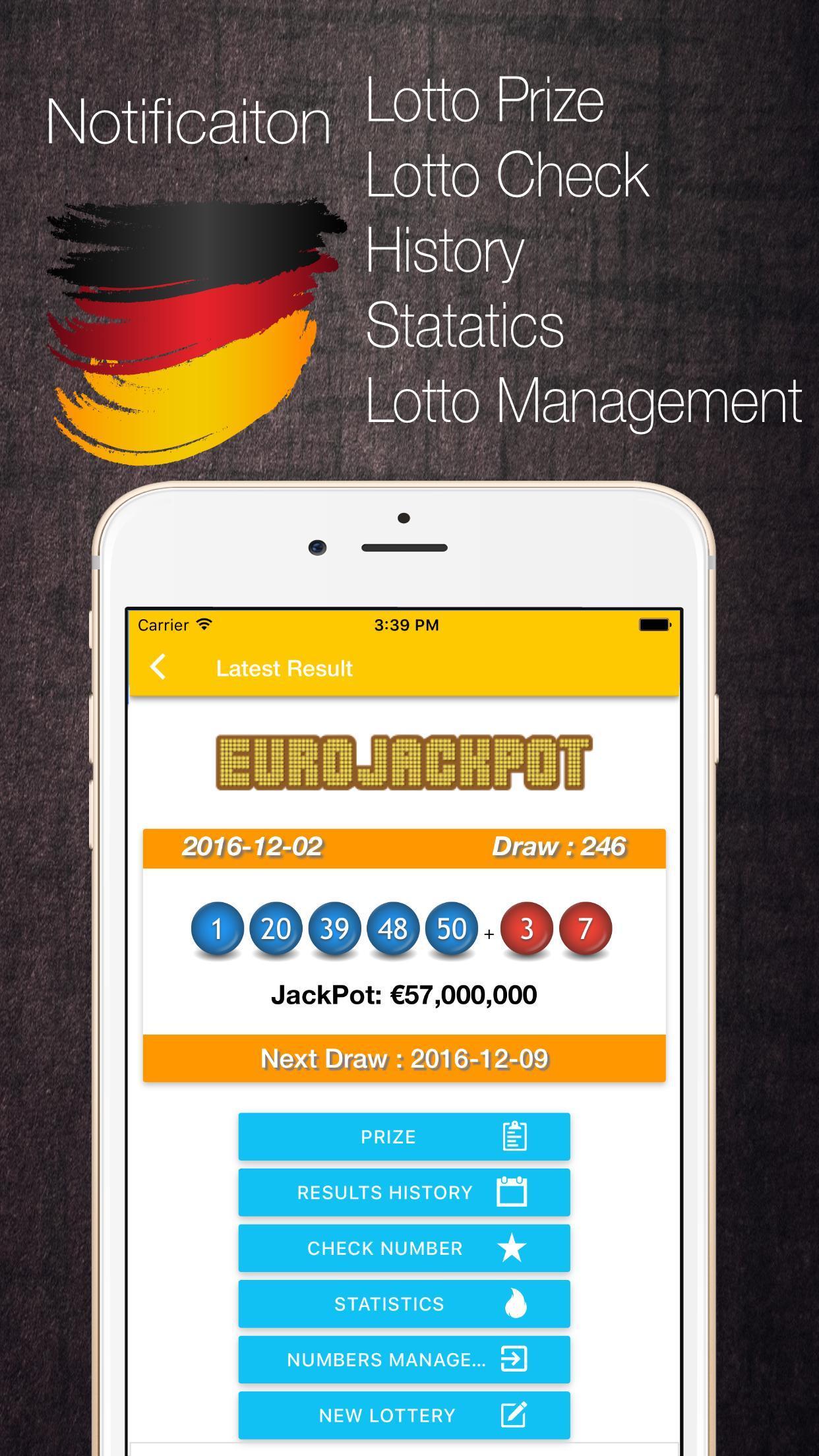 Jogue na loteria alemã online: comparação de preços em lotto.eu