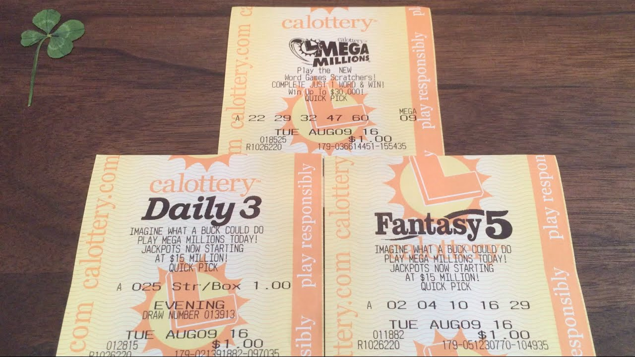 Fantasy 5 – california lottery