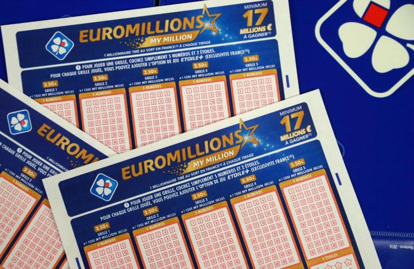 Como reivindicar um prêmio de euromilhões