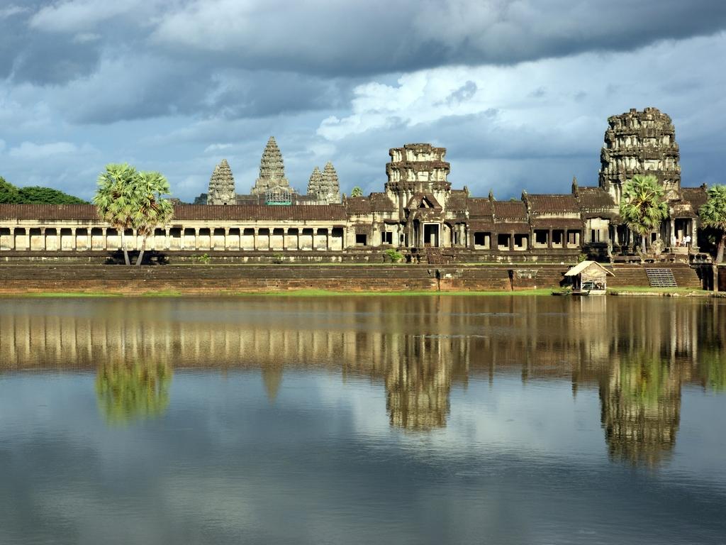 Королевство камбоджа. отдых в камбодже без толкотни среди приятных людей -
