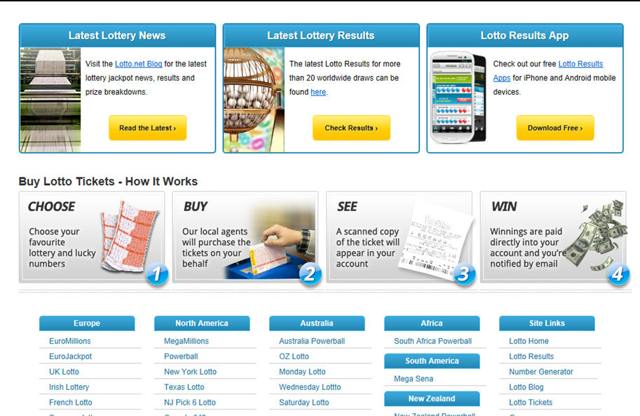 ▷ netlotto.com.au : official online australian lotto ticket agent